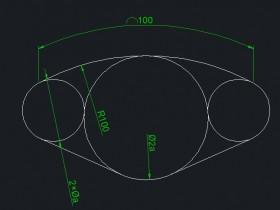 根据图形求直径A