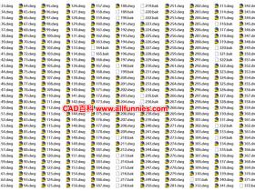 AutoCAD常用图库集