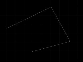 CAD如何一次性测量多条线段的长度?