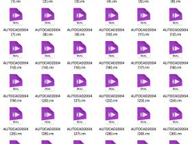 候旭东全套AutoCAD2004视频教程