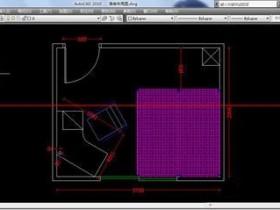 CAD十字光标和靶框大小调整方法