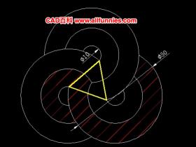 CAD如何缩放到指定长度