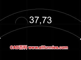 CAD弧长标注快捷键及标注方法