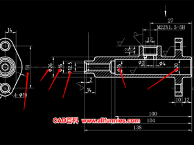 CAD打断命令怎么使用,快捷键是什么
