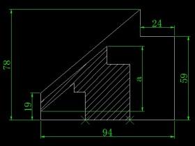 画图并求出阴影部分面积和指定线段长度