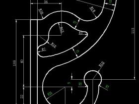 画图并求出指定的长度