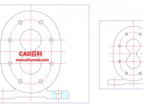 CAD如何调整视口显示比例