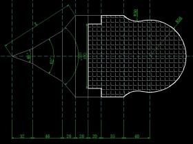 画图并求出X和阴影部分的周长