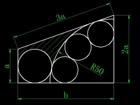 画图并求出阴影部分面积和指定线段的长度