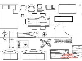 CAD别墅建筑图纸下载