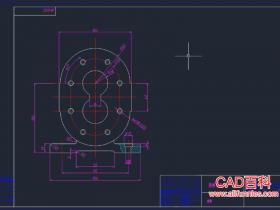 CAD怎么打印图纸(在模型空间里打印出图的方法)