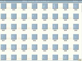 CAD字体simplex.shx下载