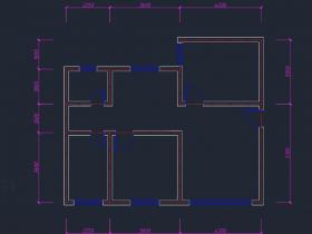 CAD创建三维建筑实体模型的方法