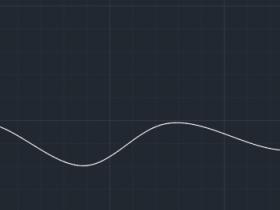 CAD定距等分快捷键命令(让特定图形沿某一曲线排列的方法)
