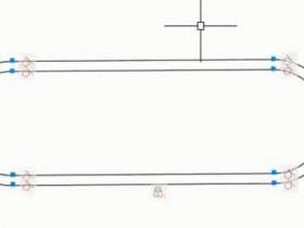 CAD尺寸约束命令(为几何约束后的平键添加尺寸约束)