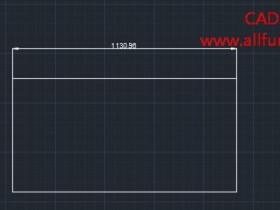 CAD标注关联设置(关联标注、无关联标注、分解标注)