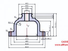 CAD如何绘制图框和标题栏(制作图框和标题栏的方法步骤)