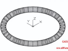 CAD优化网格快捷键命令