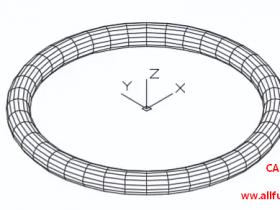CAD网格平滑度怎么调整(如何提高或者降低平滑度)
