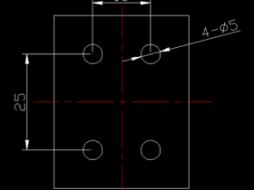 CAD沉头符号代码怎么打出来(给标注文字添加沉头符号的方法)