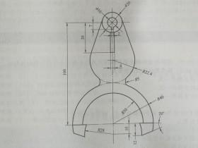 CAD基础入门练习题,画完你就正式入门了