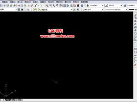 CAD三维阵列命令的使用方法