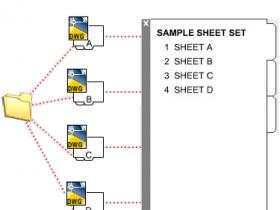 CAD图纸集管理器的功能和使用方法介绍