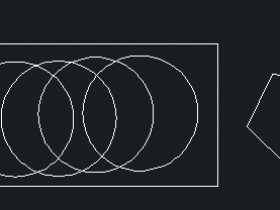 CAD中锁定和解锁图纸的步骤