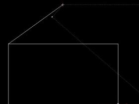 中望CAD房子简图的画法
