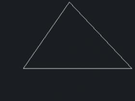中望CAD画平面立体图的步骤