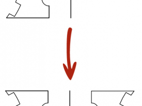 【CAD系列课程】AutoCAD的镜像命令和旋转命令