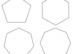 【CAD系列课程】AutoCAD中的多边形命令和缩放命令