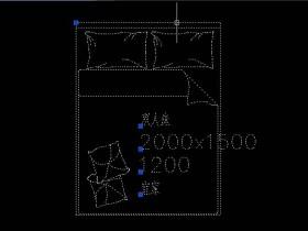CAD如何在创建块之后编辑块的属性