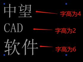 CAD多行文字编辑器的使用技巧