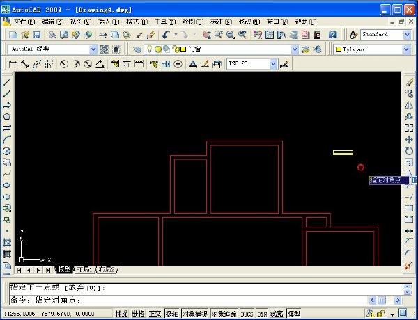 AutoCAD2007中文版建筑设计实例视频教程[共16章]