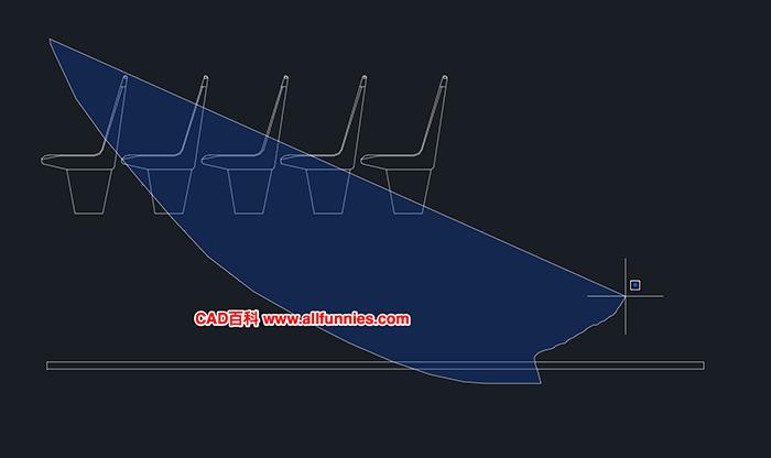 CAD窗口选择不是矩形怎么办?