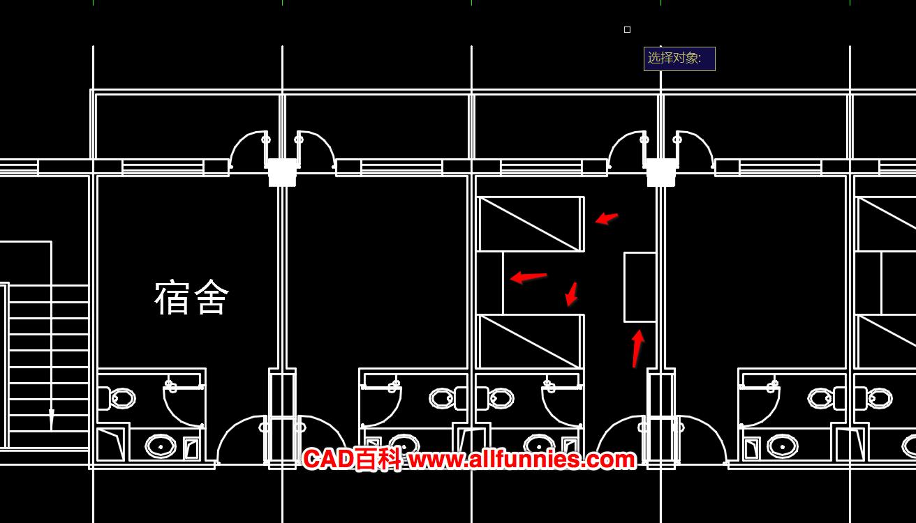 CAD删除快捷键命令及用法