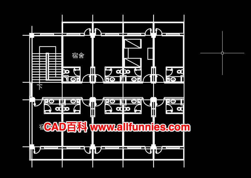 CAD镜像命令怎么用,快捷键是什么
