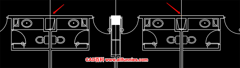 CAD环形阵列/矩形阵列怎么用,快捷键是什么
