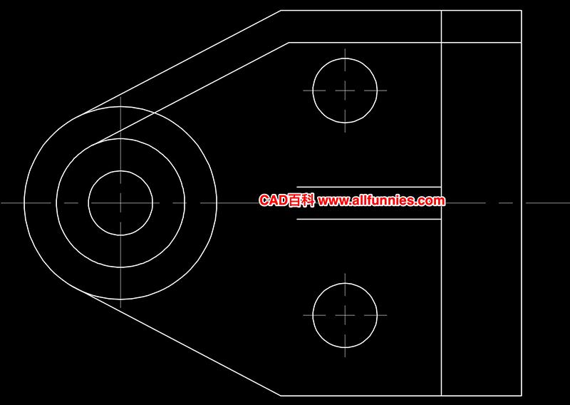 CAD偏移命令怎么用,快捷键OFFSET