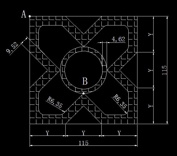 画出图形并求出面积和长度