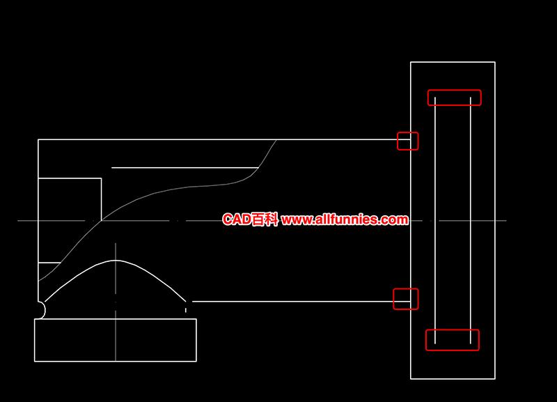 CAD倒圆角怎么用,快捷键命令是什么