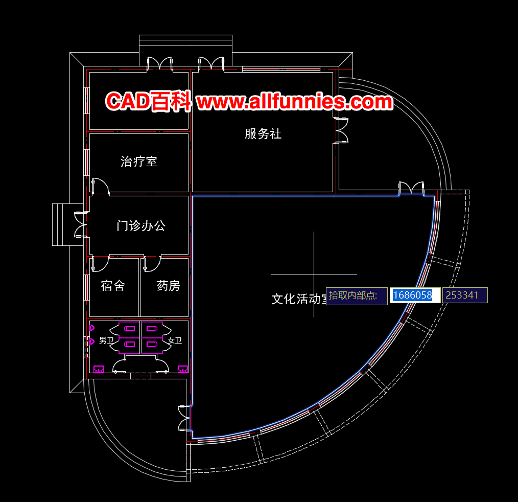 CAD边界命令快捷键及用法