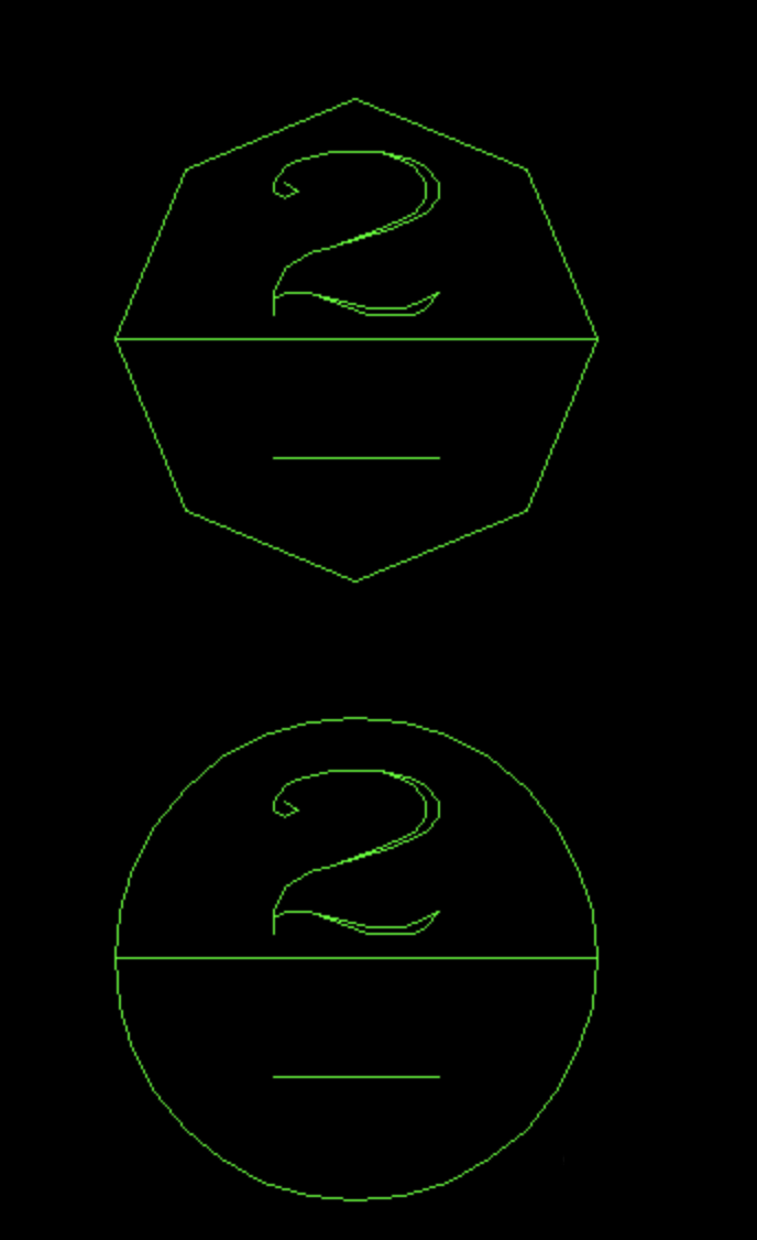 CAD画好的圆变成了多边形怎么办?