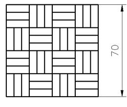 使用指定命令绘制图形