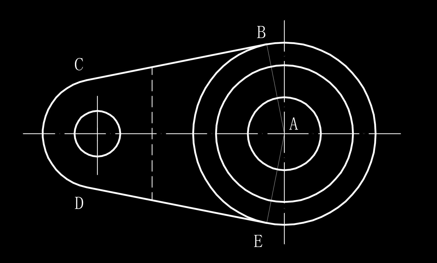 CAD如何查询两点之间的距离,查询距离命令是什么