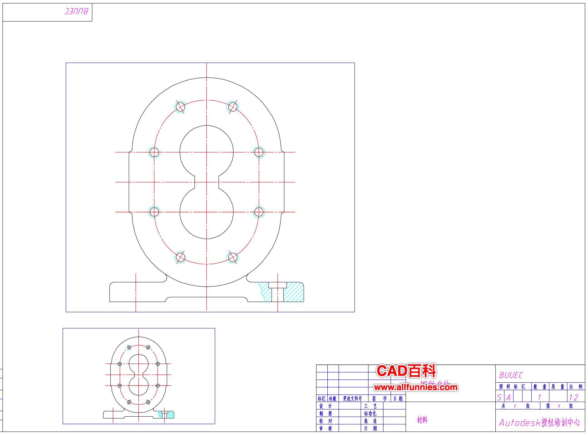 CAD如何创建视口