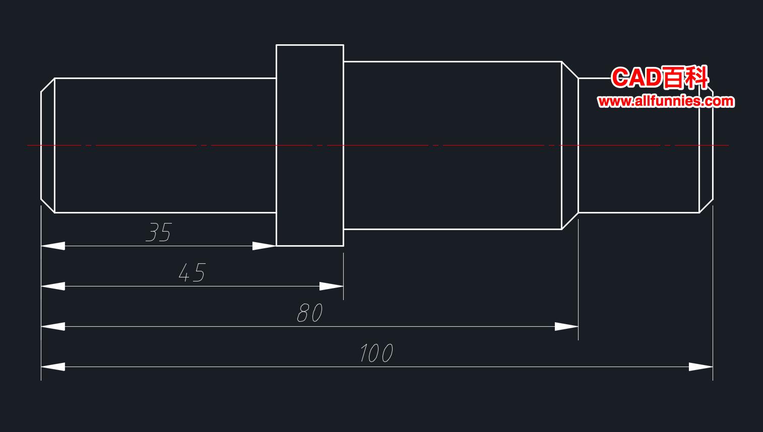 CAD基线标注快捷键,怎么进行基线标注