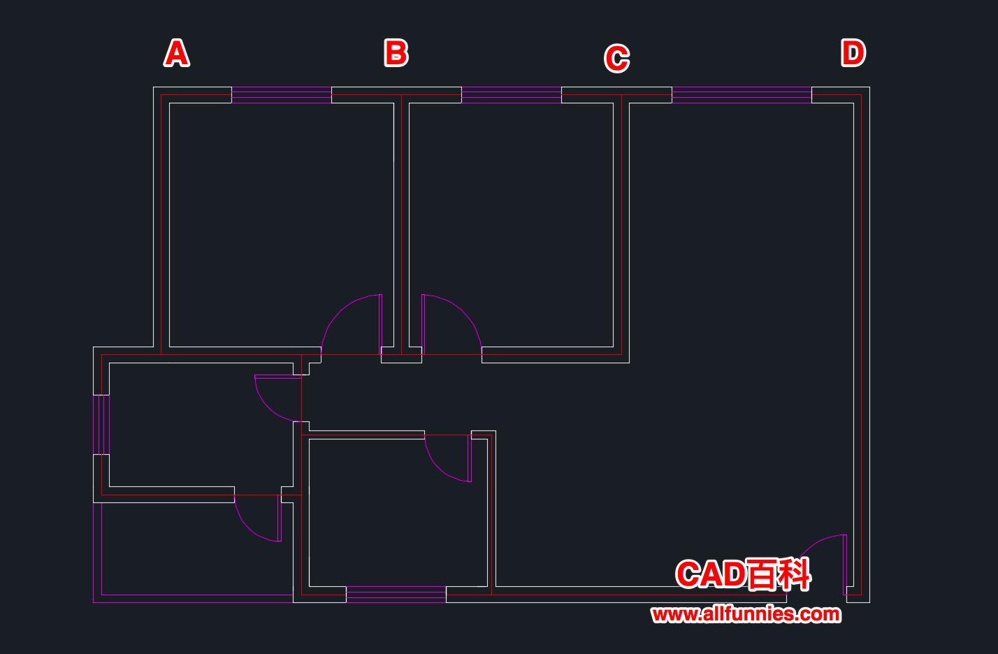 CAD连续标注快捷键使用方法