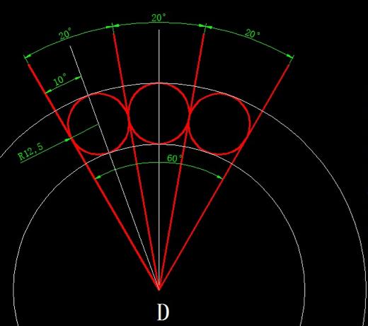 画图并求出指定弧长和面积